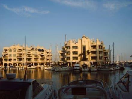 Hafen - Hafen Puerto Marina