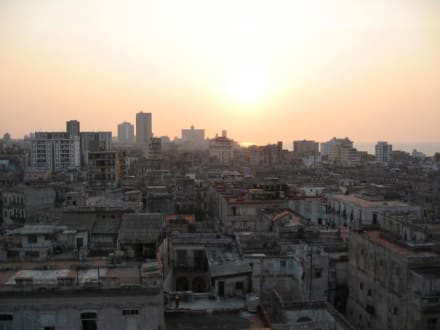 Sonnenuntergang in Havanna - Altstadt Havanna