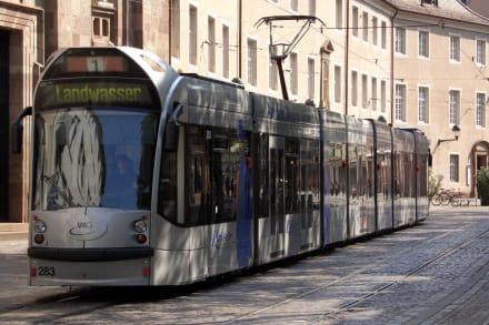 Bertoldstraße - Transport