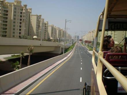 Stadtrundfahrt - Zentrum Dubai