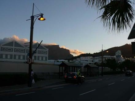 Tafelberg in den Abendstunden - Alfred & Victoria Waterfront