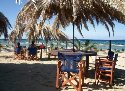 Banana Beach Caretta Beach-Bar - Banana Beach
