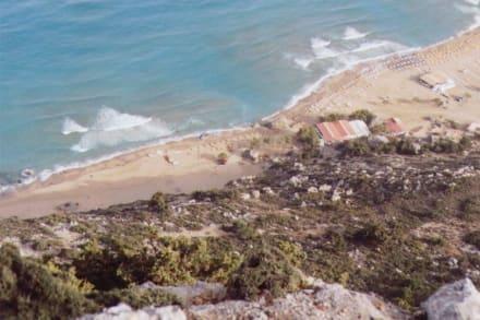 Tsambika-Strand - Strand Tsambika