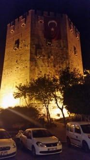Roter Turm  - Roter Turm - Kizil Kule