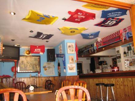 Super Pub - gegenüber vom Hotel Hispania - 47-11 Kölsch Pub Mallorca