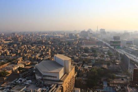 Stadt/Ort - Zentrum Kairo