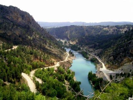 Manavgat-Tal - Oymapinar Baraji/ Stausee Green Lake & Green Canyon