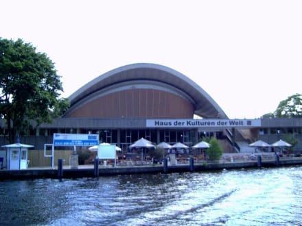 Haus der Kulturen der Welt - Kongresshalle / Haus der Kulturen der Welt