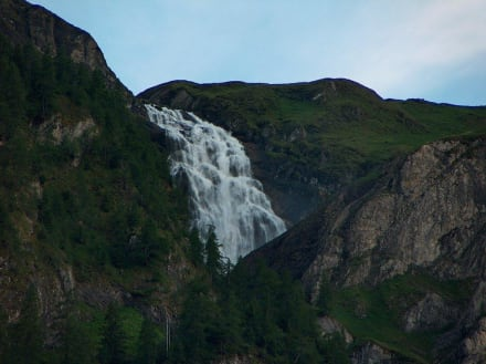 Oberer Wasserfall - Engstligenfälle