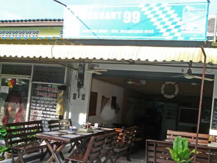 Tagsüber - Restaurant 99