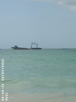Das Korallen-Piraten-Schiff-Riff - Wrack der Astron