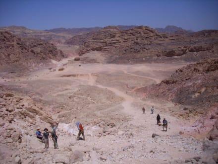 Der Weg - Coloured Canyon