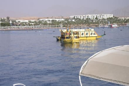Naama Bay - Strand Naama Bay
