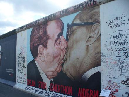 Denkmal Berliner Mauer Berliner Mauer Denkmal