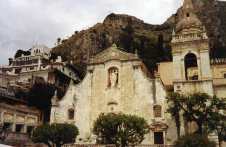 Kirche in Taormina - Kirche San Giuseppe
