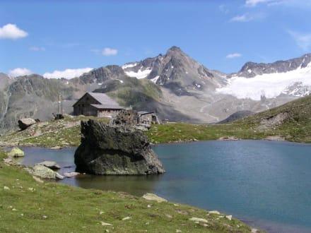 Grialetschhütte - Grialetschhütte in Davos
