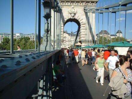 Sonstige Sehenswürdigkeit - Kettenbrücke