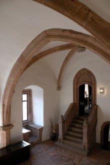 Innenräume - Burg Kriebstein