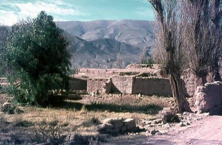 Der Ort Uquia - Uquia