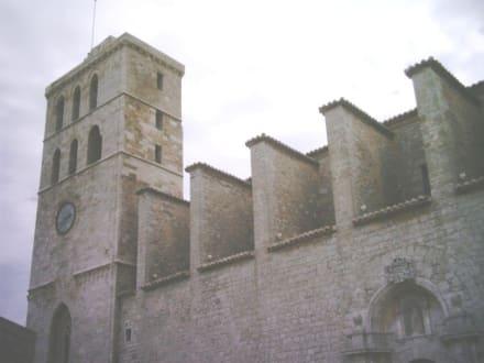 der höchste Punkt - Altstadt Dalt Vila Ibiza