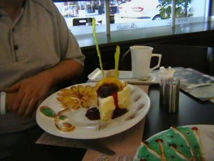 oder so - Cafe & Patisserie Crystal