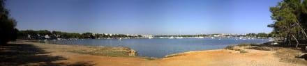 Hafen von Porto Colom - Yachthafen Porto Colom