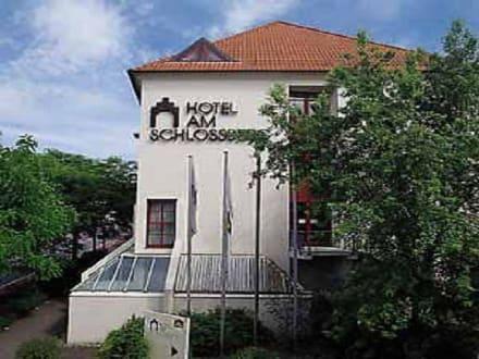 """""""Brunch"""" im Bestwestern Schlossberghotel - Best Westernhotel Schlossberg"""