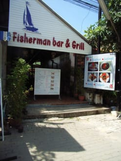 Restaurant Fisherman bar und Grill - Fisherman Restaurant