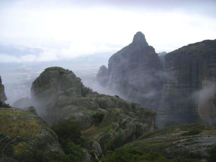 Meteora - Meteora Klöster