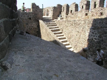 Burg von Molyvos - Burg von Molivos