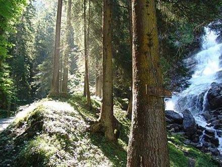 Wasserfall - Kiental