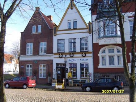 Am Markt das Kaffee-Kontor! - Zentrum Friedrichstadt
