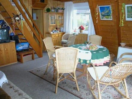 Nurdachhaus - Friedrichsschleuse