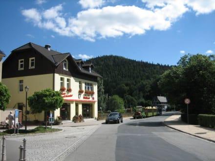 Cafe  Balzer in Oybin - Cafe Balzer