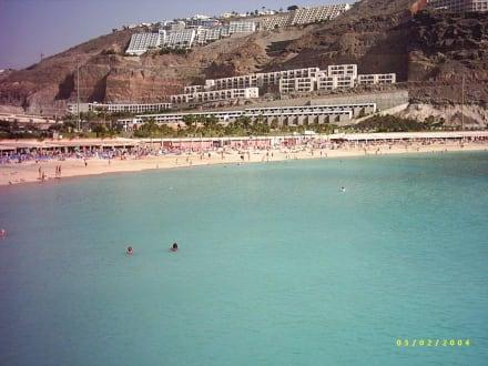 Playa de los Amadores - Strand Playa de Amadores