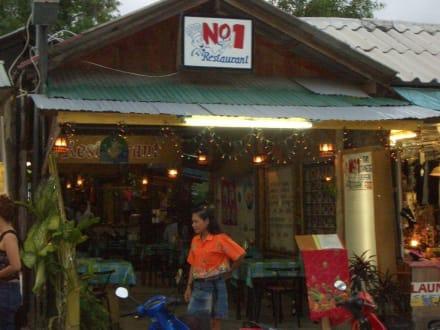 sehr gutes Restaurant - No1 Restaurant