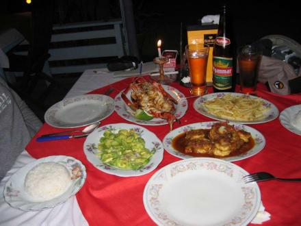 Abendessen - Nwe Oo Hlaing