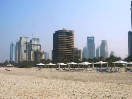 am Strand - Jumeirah Beach