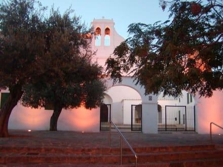 Kirche von San Antonio - Kirche Sant Antoni Abat