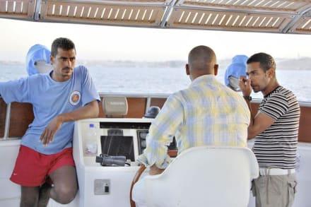 Kapitän Hossin und seine Crew - Ausflug mit Mohamed
