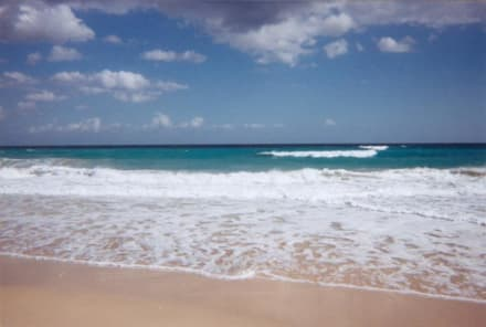 Strand Playa Barca, Fuerteventura - Playa Barca