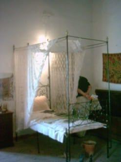 Schlafzimmer - Domus Della Rocca-Barozzi - Venezianisches Museum
