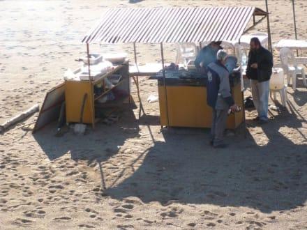 Fisch oder Hähnchenspieße? - Flussfahrt Manavgat