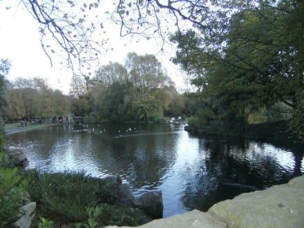 Fluss/See/Wasserfall - Park St. Stephens Green
