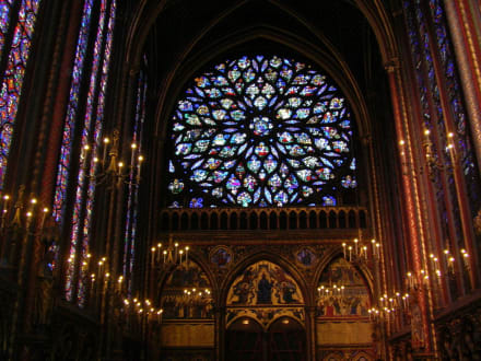 Religious sites (churches, temples, etc.) - Sainte-Chapelle