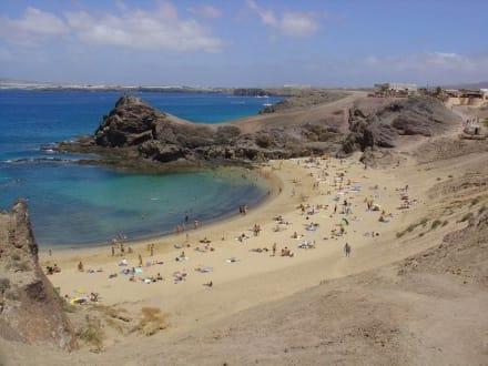 Papagayo-Strände - Playa de Papagayo