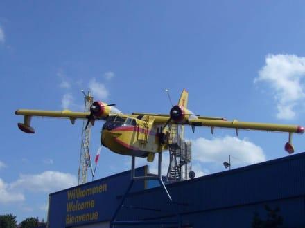 Wasserflugzeug - Auto & Technik Museum