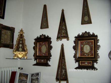 sakrale Kunstgegebstände - Kleinmuseum Klösterle