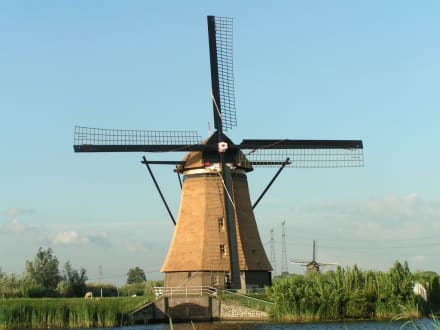 Mühle - UNESCO World Heritage Kinderdijk