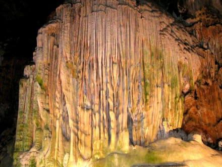 Tropfsteine - Cango Caves